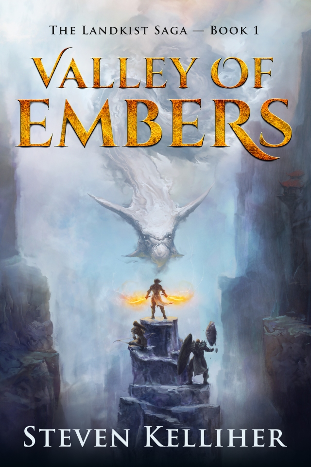Valley of Embers Cover