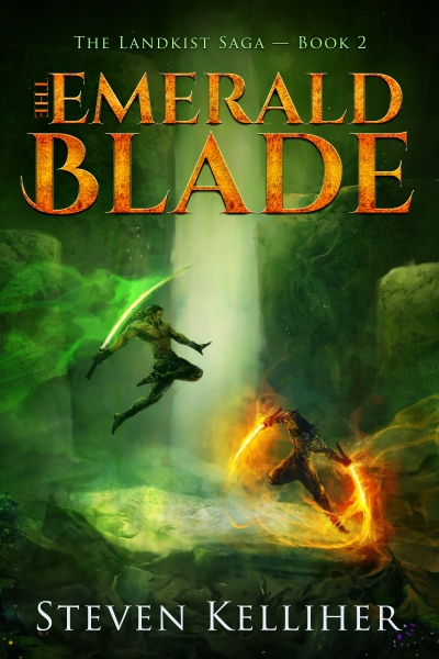 The Emerald Blade Final