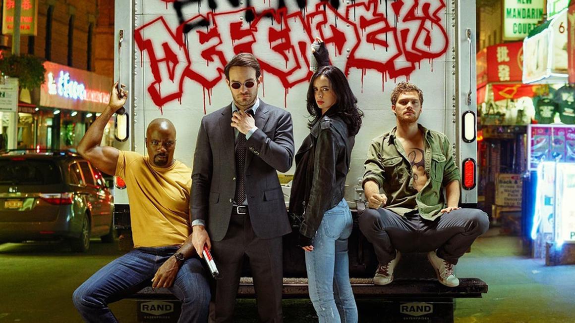 Defenders-Netflix