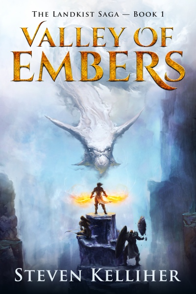 Valley of Embers Ebook Cover v2