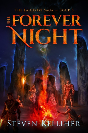 The Forever Night Ebook Cover