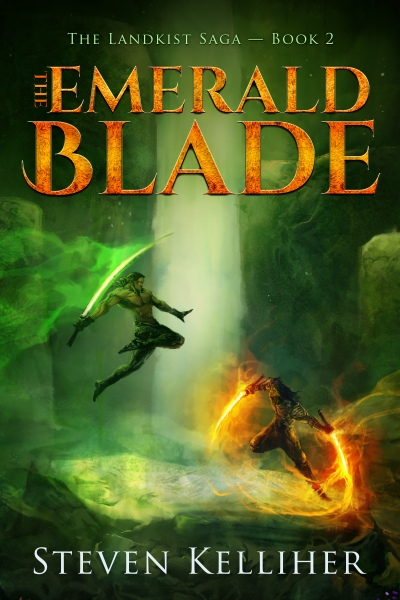 The Emerald Blade Ebook Cover v2