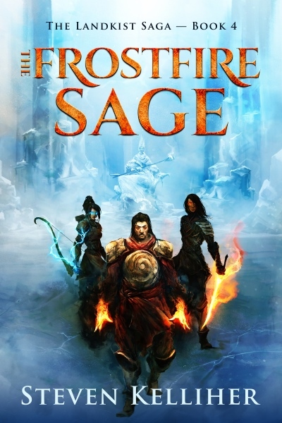 The Frostfire Sage Ebook Cover v2
