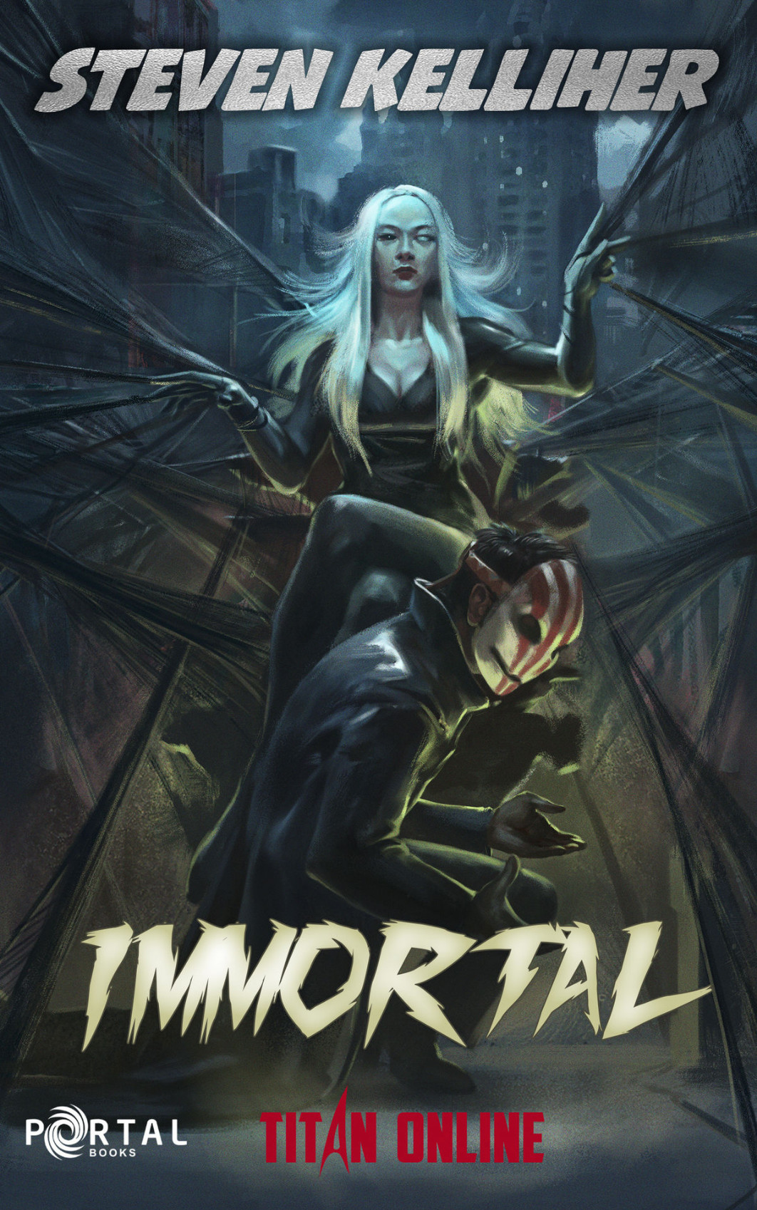 Immortal Cover Ebook